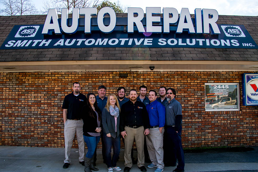 About Smith Auto Repair Service Cleveland Tn